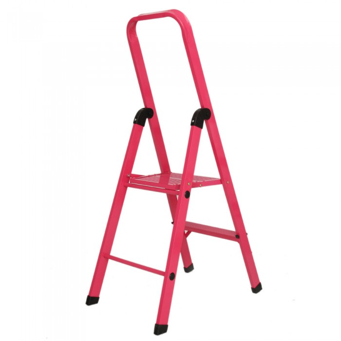 2 STEP LADDER WITHOUT TOOL TRAY - COLOR