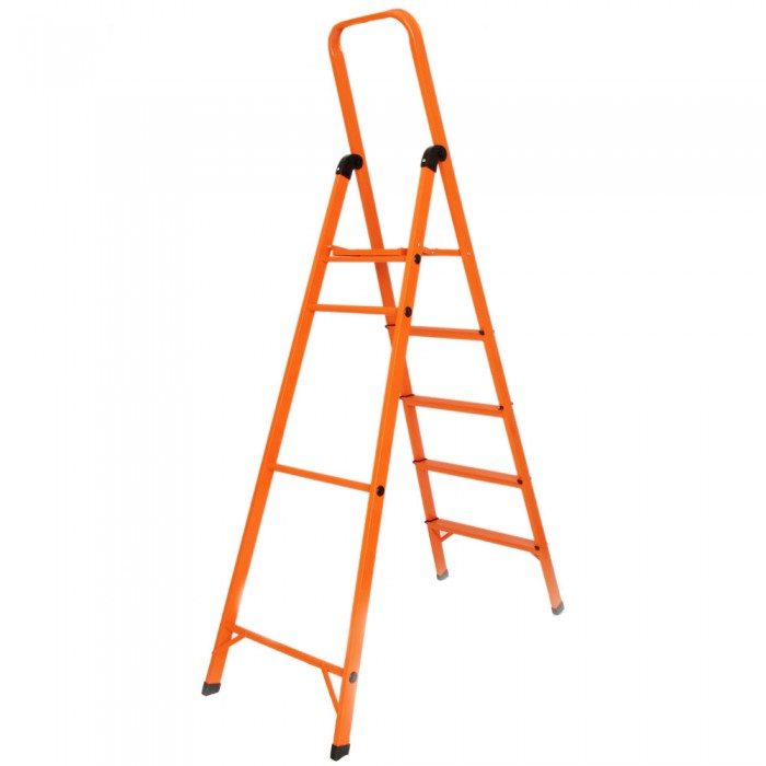 5 STEP LADDER WITHOUT TOOL TRAY COLOR