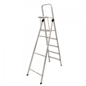 5 STEP LADDER WITH TOOL TRAY